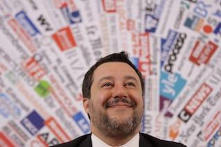 Sondaggio, il 43% degli italiani 'boccia' il processo a Salvini per il caso Gregoretti