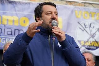 """Coronavirus, Salvini: """"Conte vuole far ricadere colpe e responsabilità per pulirsi la coscienza"""""""