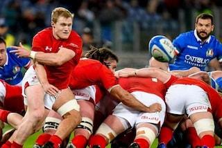 Rugby, Sei Nazioni: esordio da incubo dell'Italia che perde 42-0 contro il Galles!