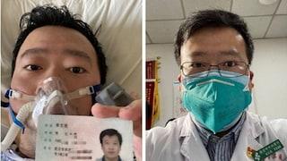 """Coronavirus Cina, nelle carte dell'inchiesta la storia del medico """"eroe"""" che diede l'allarme"""