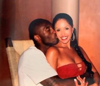 """Vanessa Bryant messaggio con dedica al marito Kobe nel giorno di San Valentino: """"Mi manchi"""""""