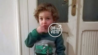 Allarme a Matera, scomparso bimbo 3 anni: si cerca il piccolo Diego