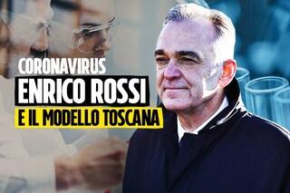 """Enrico Rossi: """"Territorio, non solo ospedali: così la Toscana sta combattendo il Coronavirus"""""""