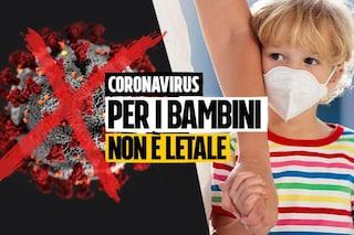 Coronavirus e bambini: 300 casi in Italia ma nessuno è grave