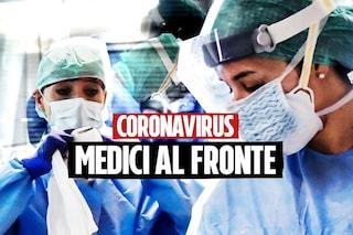 Metà degli operatori sanitari Italiani con stress post trauma per l'emergenza coronavirus