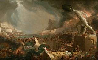 Quando la peste antonina si diffuse nell'Impero romano per le fake news