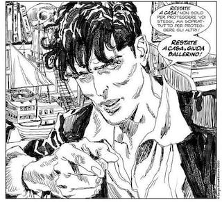 """Dylan Dog contro il coronavirus, il messaggio di Tiziano Sclavi: """"Restate a casa"""""""