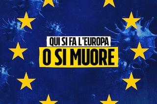 """Coronavirus, sindaci e presidenti scrivono alla Germania su Eurobond: """"Prendete la decisione giusta"""""""
