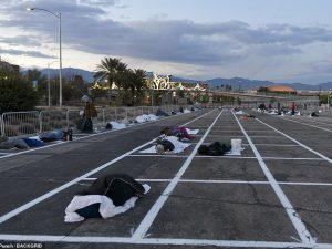 I senzatetto in Nevada