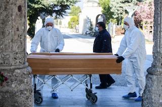 Coronavirus, molti di più i morti: pazienti deceduti e mai sottoposti a tampone