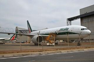 Coronavirus, da Alitalia voli speciali per importare dalla Cina materiale sanitario