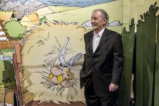Morto Albert Uderzo, addio a 93 anni al fumettista papà di Asterix e Obélix