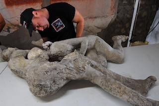 Coronavirus, i restauratori di Pompei simbolo dell'Italia migliore che guarda al futuro