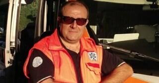 Addio a Giorgio Scrofani, operatore del 118 morto durante la battaglia contro il coronavirus