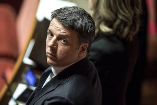 """Renzi: """"Reddito di cittadinanza per tutti? Sarebbe un disastro, riapriamo le aziende"""""""