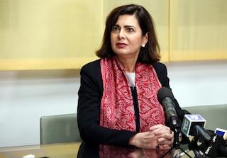 """Coronavirus, l'appello di Boldrini alle donne: """"I centri anti violenze sono aperti, non siete sole"""""""
