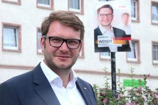 """Il deputato tedesco Marian Wendt che ha organizzato gli aiuti all'Italia: """"Dobbiamo aiutarci"""""""