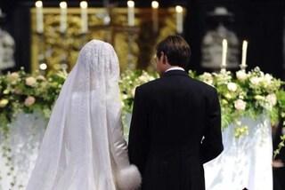 """Codacons: """"Nozze annullate per l'emergenza Coronavirus, ma la chiesa nega il rimborso"""""""