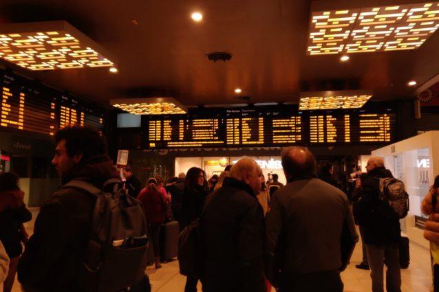 La stazione Porta Garibaldi di Milano