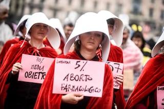 """Aborto, proteste contro l'obbligo di ricovero. Radicali italiani: """"Umbria prenda esempio da Toscana"""""""