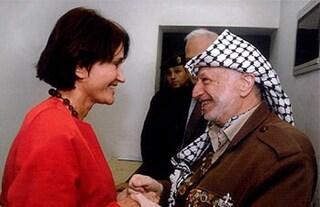 """Coronavirus, morta la """"principessa rossa"""" Maria Teresa di Borbone: antifascista e amica di Arafat"""