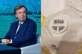 "Coronavirus, Roberto Burioni: ""Dobbiamo indossare tutti la mascherina"""
