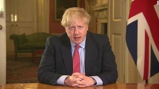 """Coronavirus, la lettera di Boris Johnson ai britannici: """"Andrà peggio"""""""