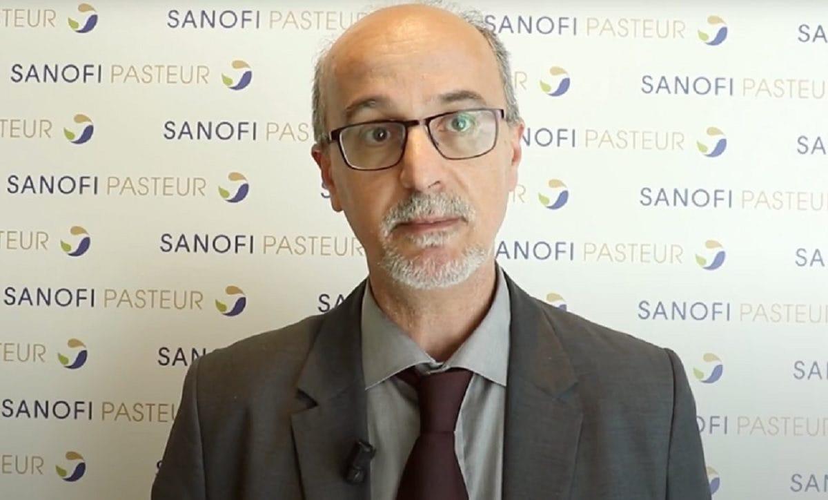 Il Prof. Pier Luigi Lopalco