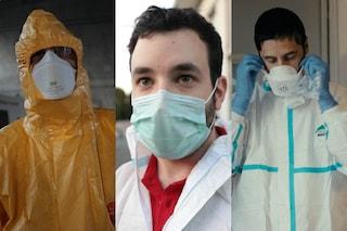 """Coronavirus, i volontari della Croce Rossa: """"Lavoriamo 14 ore al giorno, ma ci saremo sempre"""""""