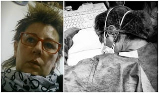 """Coronavirus, l'infermiera della foto simbolo: """"Scusate se sono crollata, ero stremata"""""""