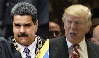 Il presidente venezuelano Maduro accusato di traffico di droga negli Stati Uniti