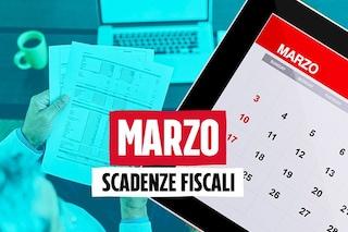 Scadenze fiscali marzo 2021: il calendario delle date da ricordare