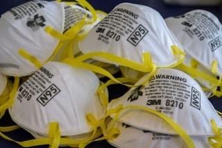 """Coronavirus, Borrelli: """"Presto aziende saranno in grado di produrre mascherine per tutti"""""""