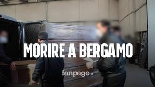 """A Bergamo un morto di Coronavirus ogni mezz'ora: """"Entrano negli ospedali e non li vediamo più"""""""