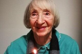 """Lina a 102 anni guarisce dal Coronavirus: """"La nostra Highlander, simbolo di speranza per tutti"""""""