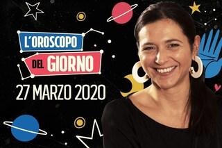 L'oroscopo del giorno 27 marzo: quanta passione per Toro e Vergine