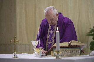"""Papa Francesco: """"Si inizia a vedere gente che ha fame perché ha perso il lavoro"""""""