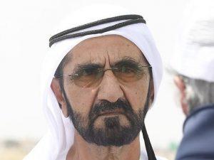 Mohammed bin Rashid al Maktoum, primo ministro degli Emirati Arabi Uniti