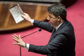 """Coronavirus, Renzi: """"Non vogliamo morire di Covid, ma non dobbiamo morire di fame. Riaprire subito"""""""