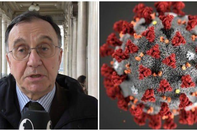 Roberto Cauda, direttore del centro malattie infettive del Policlinico Gemelli di Roma