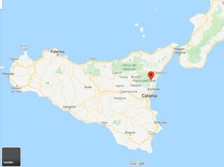 Terremoto in Sicilia, scossa di magnitudo 3.6 avvertita dalla popolazione a Catania
