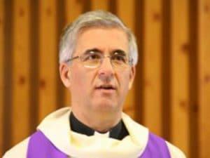 Il vescovo di Cremona Antonio Napolioni
