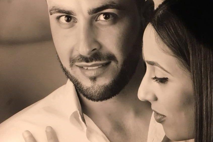 Antonio De Pace e Lorena Quaranta (foto Facebook)