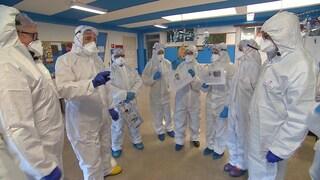 In arrivo 20 medici dall'Ucraina per lotta al Coronavirus, l'annuncio di Di Maio