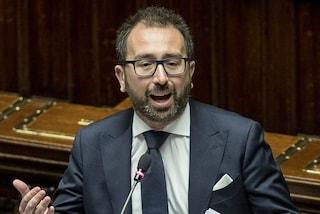 """Caso Di Matteo, Bonafede attacca: """"Offese la mia onorabilità e le vittime di mafia"""""""