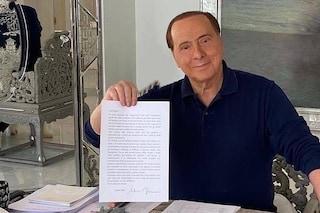 """La lettera di Berlusconi ai sindaci: """"Approfittiamo di questo momento per migliorare le città"""""""