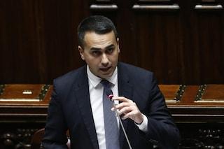 """Di Maio alla Camera: """"Dall'estero arrivate 30 milioni di mascherine, di cui 22 dalla Cina"""""""