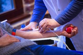 Palermo, due sacche di plasma iperimmune per salvare la donna incinta arrivata da Londra