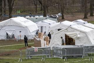 New York pensa a fosse comuni nei parchi pubblici per le vittime del coronavirus