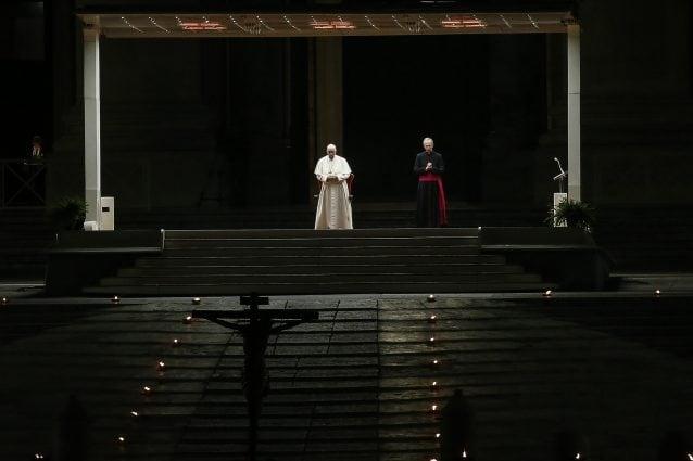Papa Francesco – via Crucis